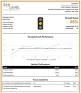Fig. 2. Sample SeeLevel HX Report