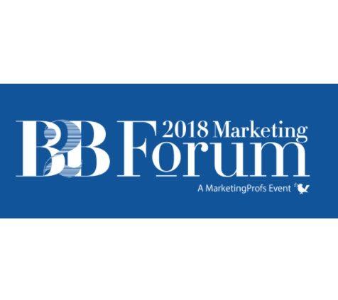 SeeLevel HX attends the 2018 Marketing B2B Forum