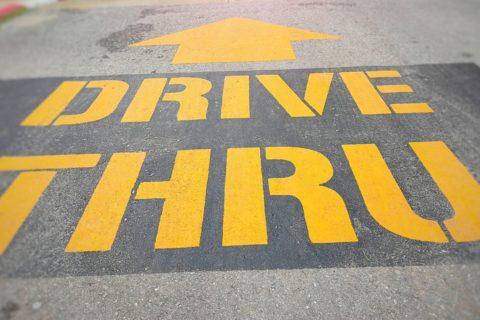 drive thru performance study