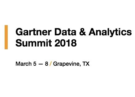 SeeLevel HX attends the Gartner Data and Analytics Summit