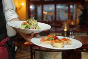 Waiter Employee Restaurant Performance Secret Shopping