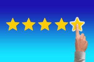 User Reviews 5 Stars Feedback