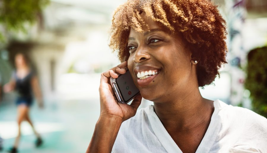 customer experience includes consistent branding through phone call experiences