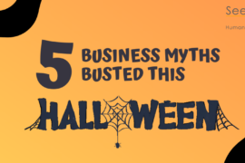 5 Business Myths busted this Halloween