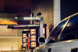 Fast food drive-thru customers want more than just speed