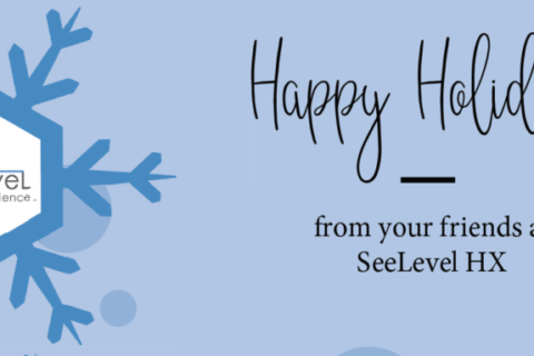 Happy Holidays from SeeLevel HX