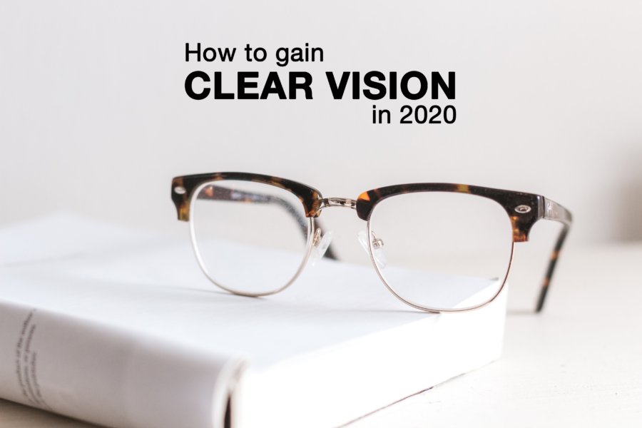 Gain clear vision to common business challenges in 2020